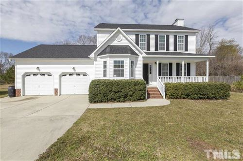 Photo of 8929 Deep Well Drive, Willow Spring(s), NC 27592 (MLS # 2302261)