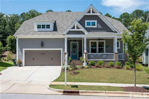 Photo of 316 Quarryrock Road, Holly Springs, NC 27540 (MLS # 2330261)