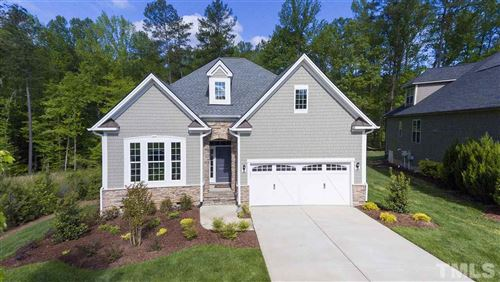 Photo of 1656 Hasentree Villa Lane #Lot 411, Wake Forest, NC 27587 (MLS # 2256266)
