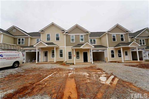 Photo of 535 Mariah Towns Way, Garner, NC 27529 (MLS # 2312270)