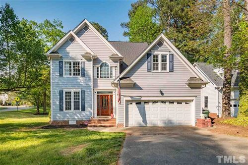 Photo of 101 Park Valley Lane, Cary, NC 27519 (MLS # 2378271)
