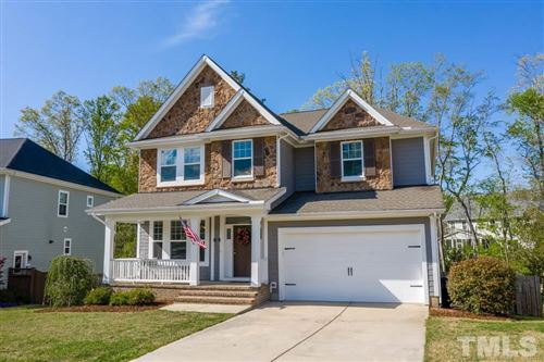 Photo of 765 Ancient Oaks Drive, Holly Springs, NC 27540 (MLS # 2313278)