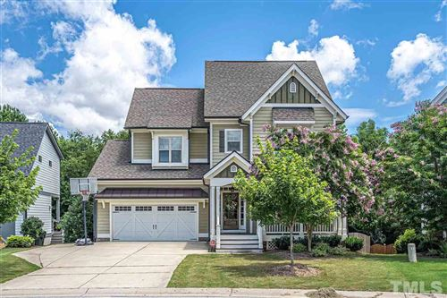 Photo of 117 Middlegreen Place, Holly Springs, NC 27540 (MLS # 2330278)