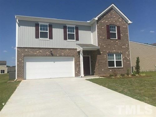 Photo of 108 Quincy Meadow Avenue #lot 82, Zebulon, NC 27597 (MLS # 2266280)