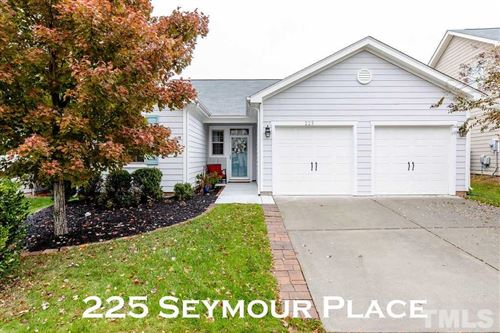 Photo of 225 Seymour Place, Cary, NC 27519 (MLS # 2289284)