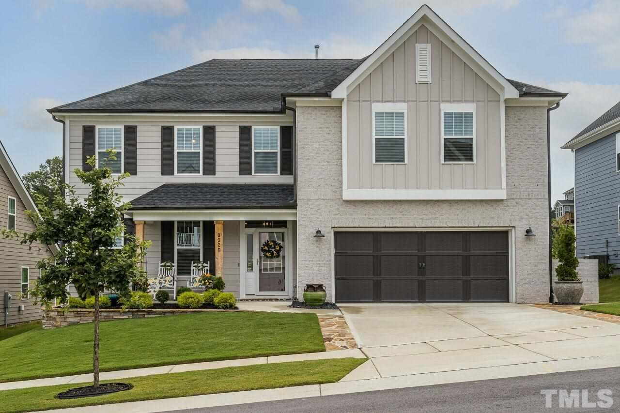 Photo of 8920 Mother Nancy Drive, Wake Forest, NC 27587-5618 (MLS # 2399285)