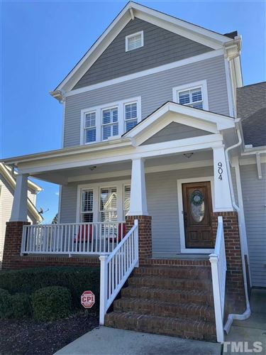 Photo of 904 Coral Bell Drive, Wake Forest, NC 27587-4396 (MLS # 2368287)