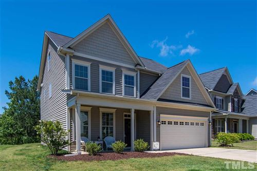 Photo of 117 Begonia Trail, Holly Springs, NC 27540 (MLS # 2320289)