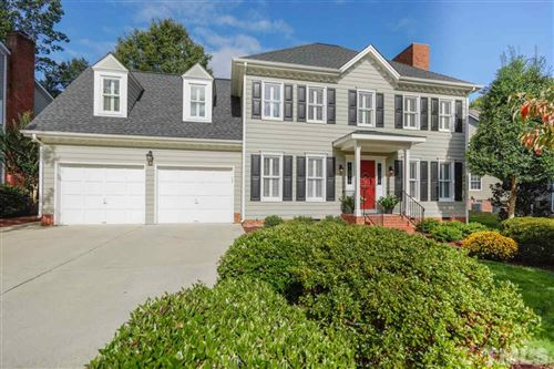 Photo of 123 Merry Hill Drive, Cary, NC 27518 (MLS # 2344289)