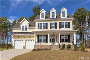 Photo of 408 Barrington Hall Drive, Rolesville, NC 27571 (MLS # 2198293)