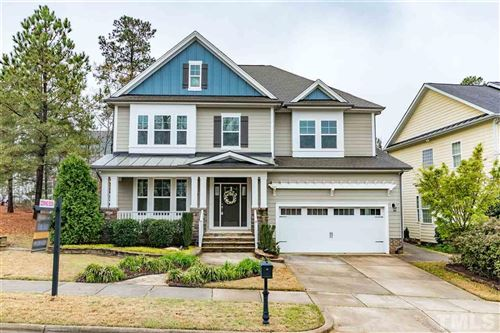 Photo of 604 Ancient Oaks Drive, Holly Springs, NC 27540 (MLS # 2310294)