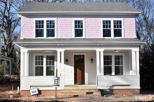 Photo of 509 East Lane Street, Raleigh, NC 27601 (MLS # 2332294)