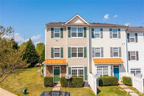 Photo of 2211 Valley Edge Drive #100, Raleigh, NC 27614 (MLS # 2374297)