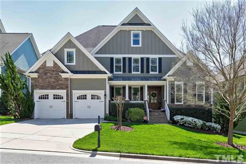 Photo of 616 Peach Orchard Place, Cary, NC 27519 (MLS # 2377301)