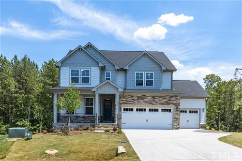 Photo of 1309 Magnolia Glen Circle #739/Chestnut/A Bsmt, Wake Forest, NC 27587 (MLS # 2347309)