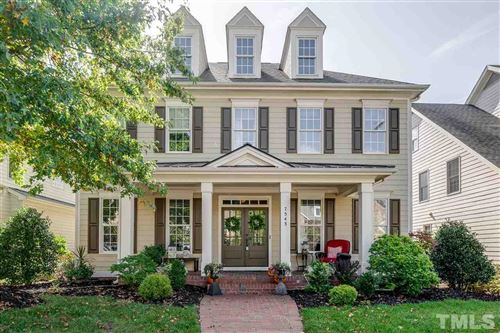 Photo of 7543 W McCrimmon Parkway, Cary, NC 27519 (MLS # 2349310)