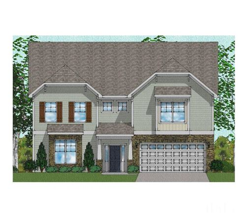 Photo of 409 Slomo Court #Lot 201, Wake Forest, NC 27587 (MLS # 2361310)