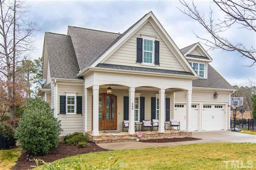 Photo of 300 Beacon Falls Court, Cary, NC 27519 (MLS # 2370310)