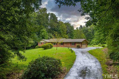 Photo of 3546 Mt Gilead Church Road, Pittsboro, NC 27312-7455 (MLS # 2342314)