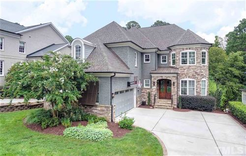 Photo of 3516 Rock Creek Drive, Raleigh, NC 27609 (MLS # 2335315)