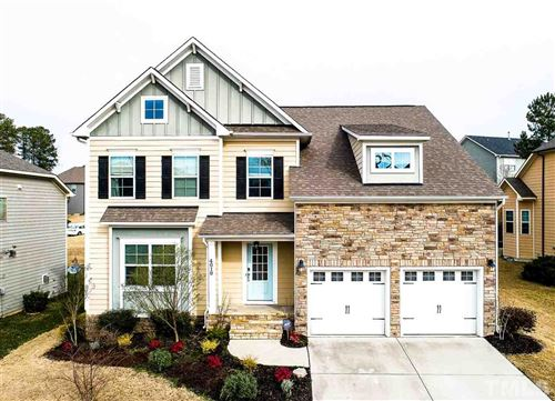 Photo of 4010 Peachtree Town Lane, Knightdale, NC 27545 (MLS # 2298316)