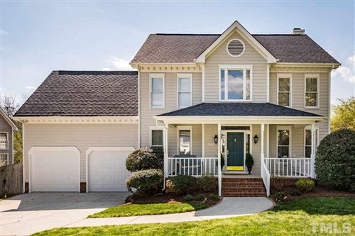 Photo of 100 Green Willow Court, Chapel Hill, NC 27514 (MLS # 2309316)