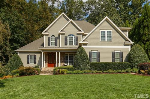 Photo of 5312 Serene Forest Drive, Apex, NC 27539 (MLS # 2413317)