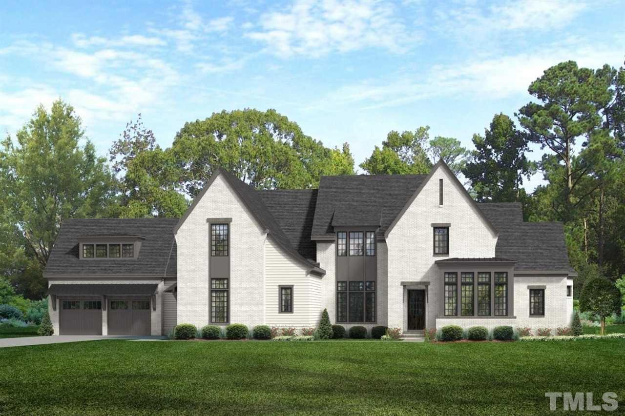 Photo of 1633 Estate Valley Lane, Raleigh, NC 27613 (MLS # 2365318)