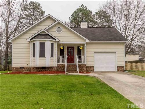 Photo of 213 Harvester Drive, Holly Springs, NC 27540 (MLS # 2303322)