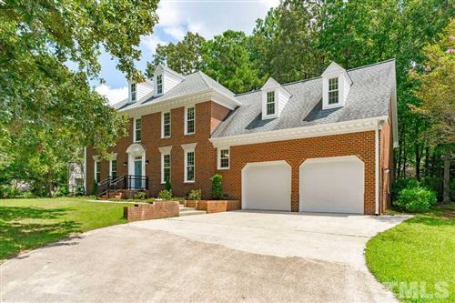 Photo of 102 Lochfield Drive, Cary, NC 27518 (MLS # 2336326)