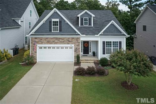 Photo of 256 Vinewood Place, Holly Springs, NC 27540-9801 (MLS # 2362327)