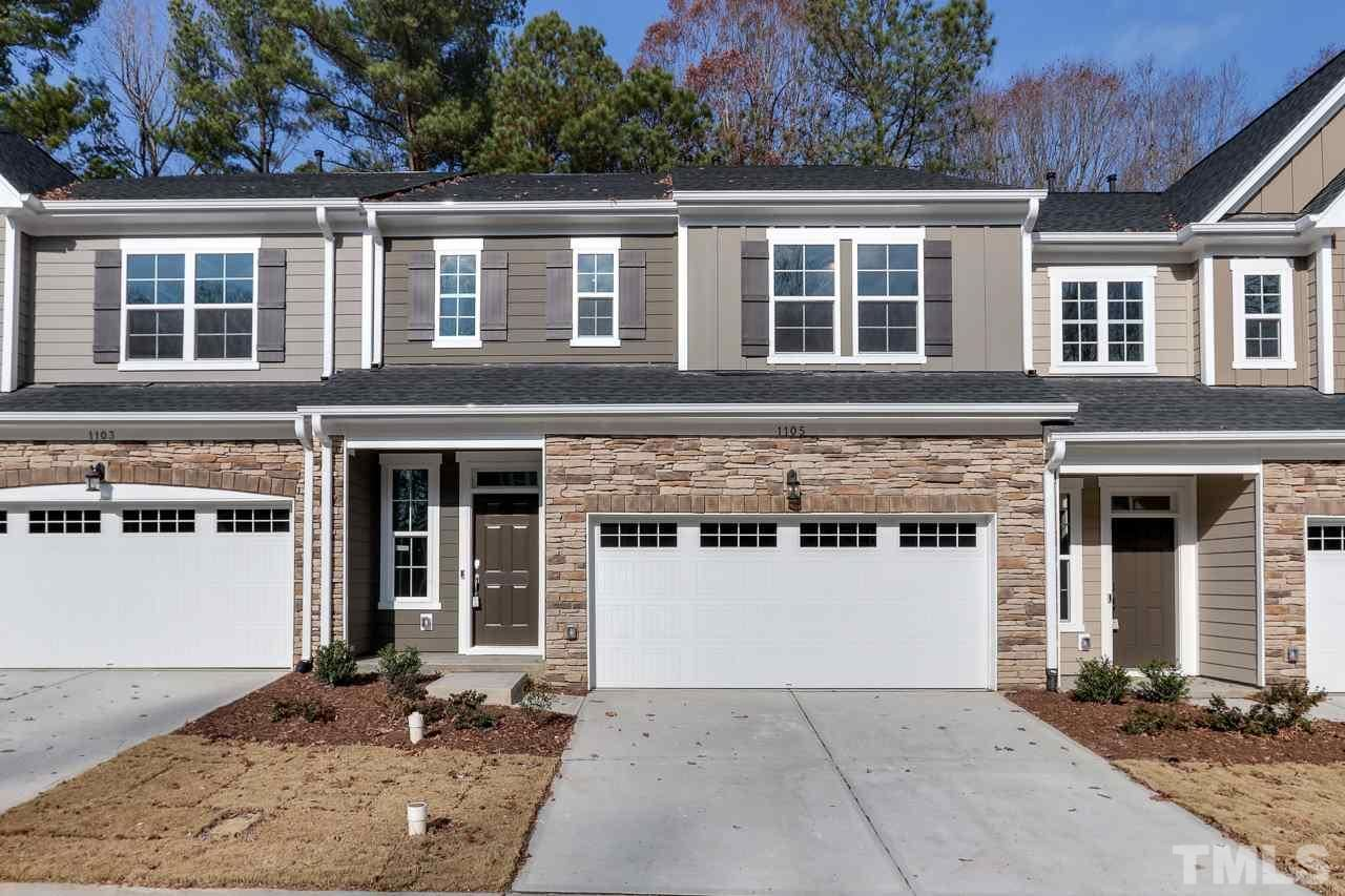 1105 Hero Place, Cary, NC 27519 - MLS#: 2291327