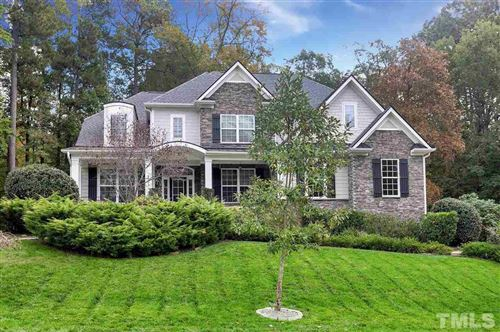 Photo of 8919 Scotch Castle Drive, Raleigh, NC 27612 (MLS # 2351330)