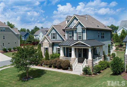 Photo of 201 Pointe Park Circle, Holly Springs, NC 27540 (MLS # 2322336)