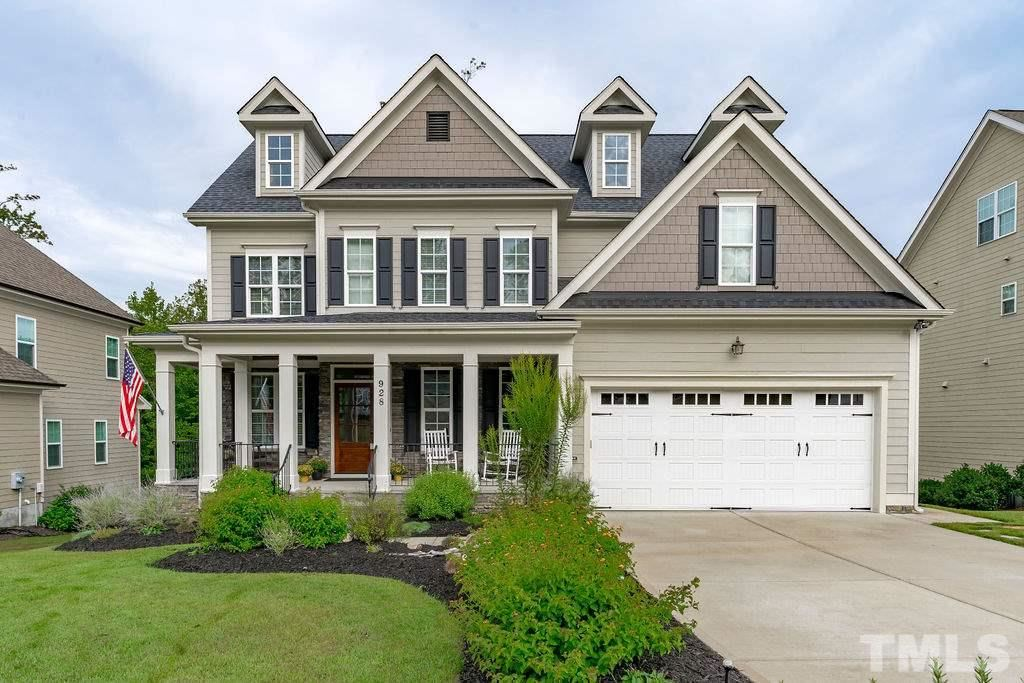 928 Hollymont Drive, Holly Springs, NC 27540 - MLS#: 2344336