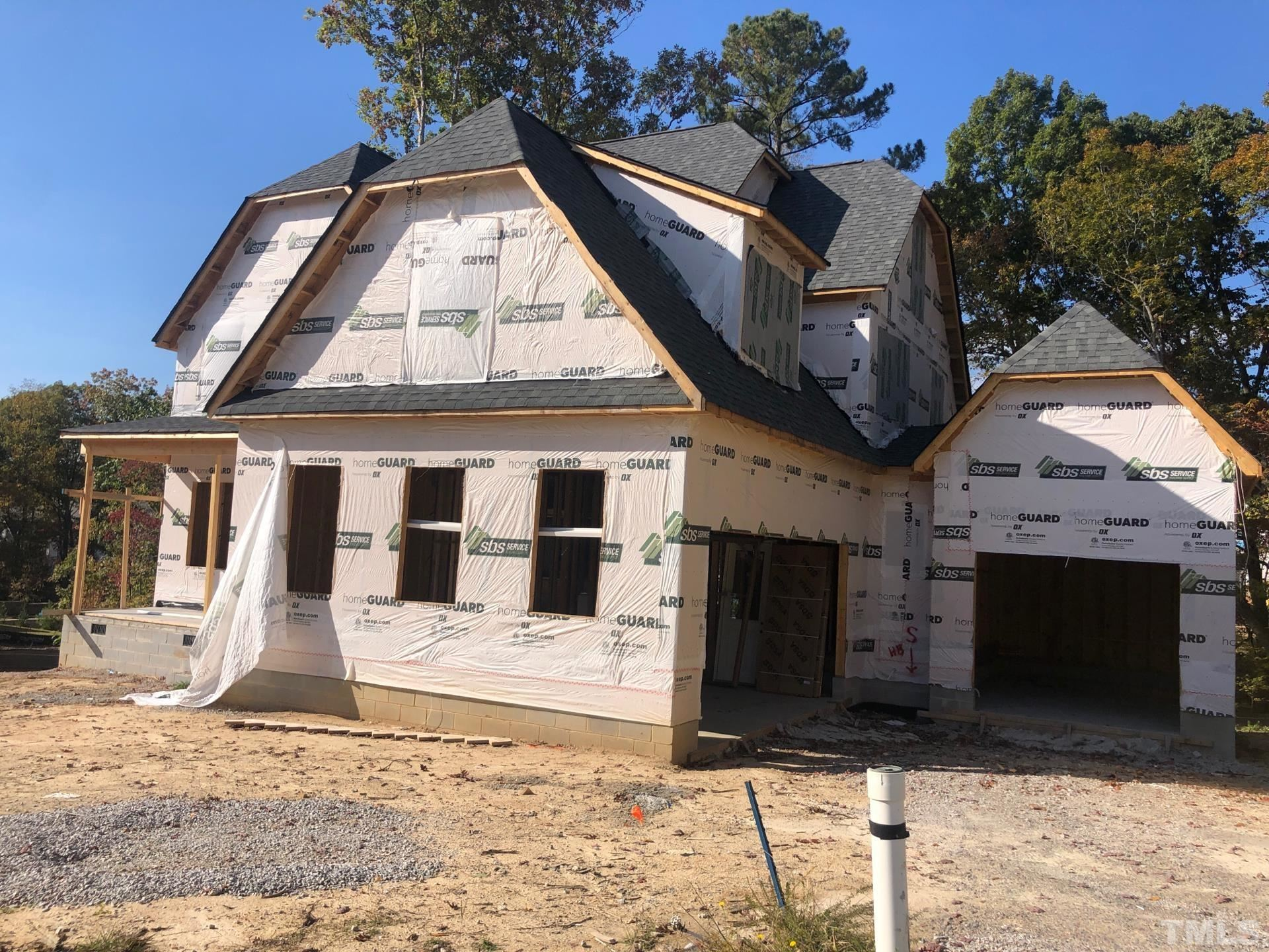Photo of 209 Stone Park Drive, Wake Forest, NC 27587 (MLS # 2381337)