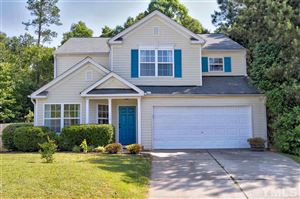 Photo of 116 Tiverton Woods Drive, Holly Springs, NC 27540 (MLS # 2257342)