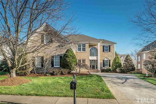 Photo of 9120 Sanctuary Court, Raleigh, NC 27617-7474 (MLS # 2302348)