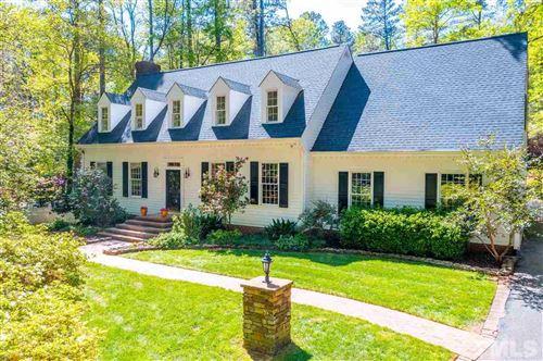 Photo of 6721 Turkey Farm Road, Chapel Hill, NC 27514 (MLS # 2375350)