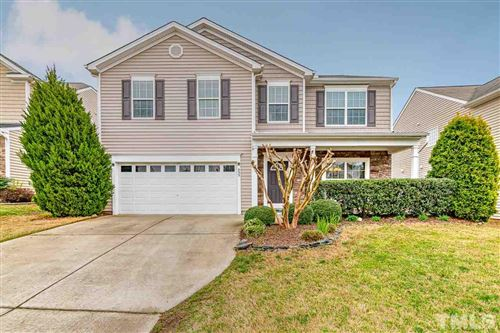 Photo of 533 Gooseberry Drive, Holly Springs, NC 27540-7095 (MLS # 2310352)