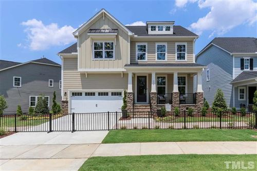 Photo of 253 Golf Vista Trail #1305, Holly Springs, NC 27540 (MLS # 2343352)