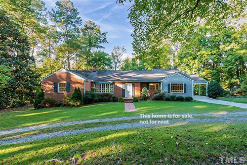 Photo of 821 Mt Carmel Church Road, Chapel Hill, NC 27517-8041 (MLS # 2410352)