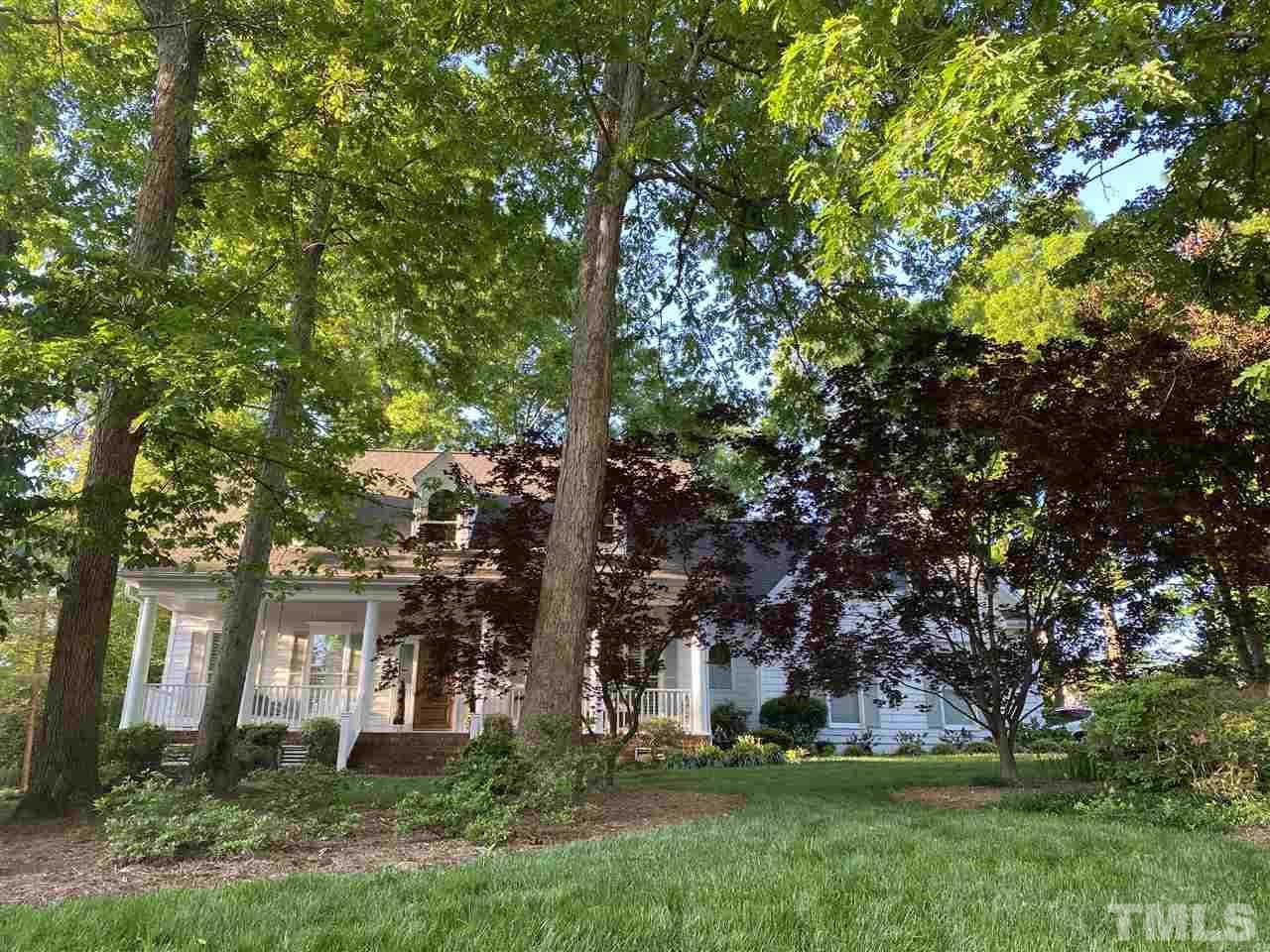 Photo of 4913 Sunset Forest Circle, Holly Springs, NC 27540 (MLS # 2350353)