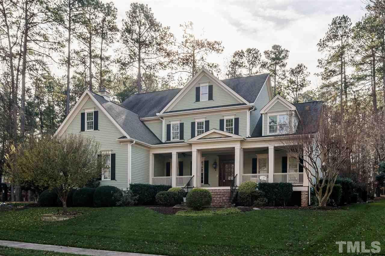 Photo of 2411 Trenton Woods Way, Raleigh, NC 27607 (MLS # 2357353)