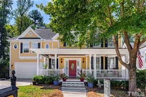 Photo of 1740 Town Home Drive, Apex, NC 27502 (MLS # 2280354)