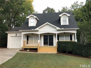 Photo of 205 Forestcrest Court, Apex, NC 27502-3892 (MLS # 2283354)