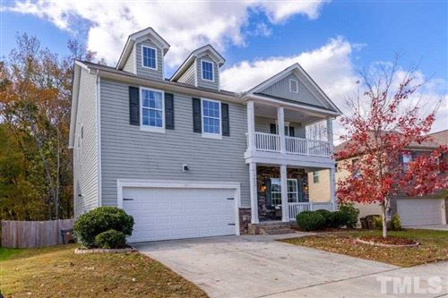 Photo of 1653 Fern Hollow Trail, Wake Forest, NC 27587 (MLS # 2288356)