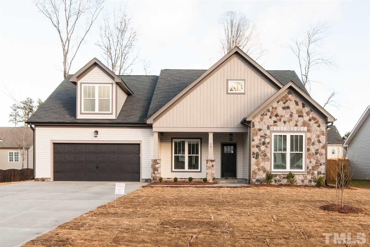 40 Kathleen Court, Youngsville, NC 27596 - MLS#: 2338360