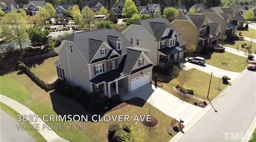 Photo of 3837 Crimson Clover Avenue, Wake Forest, NC 27587 (MLS # 2306361)