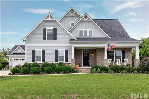 Photo of 5929 Fortress Drive, Holly Springs, NC 27540 (MLS # 2391364)